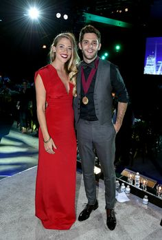Thomas Rhett and Lauren Gregory attend the 64th Annual BMI Country Awards at BMI on November 1, 2016 in Nashville, Tennessee.