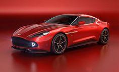 Aston Martin Vanquish Zagato Concept 2016 (Foto: Aston Martin)