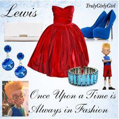 """Disney Style: Lewis"" by trulygirlygirl on Polyvore"