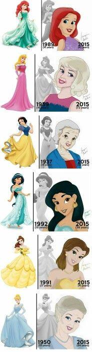 [ ✏ Artiste : Taija Vigilia ] ~ #Princesses #Ariel #Aurore #Blanche-Neige…