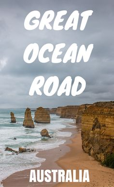 Visit the Twelve Apostles and explore the scenic Great Ocean Road in 2 days. Find out where you should stop on this world renowned scenic drive in Australia. Family Travel Melbourne. Roadtrip.