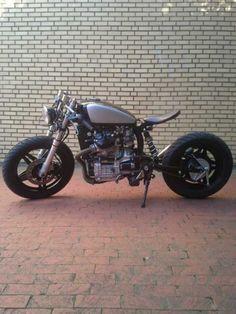 2013 Honda CX500 Cafe Racer Black | Black 2013 Honda CX500 Custom Motorcycle in Kingsport TN | 3435716834 | Used Motorcycles on Oodle Market...