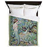mermaidhomedecor - Little Mermaid Queen Duvet Cover $129.95