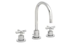 """calfaucets 8"""" Widespread Lavatory Faucet (6502)"""