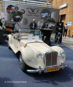 The Le Patron Kit Car Based Upon The Famous 2cv Is An Easy To