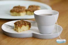 Glutenfri drømmekage og Pukka te / Gluten free cake and tea www.purefoodpassion.com