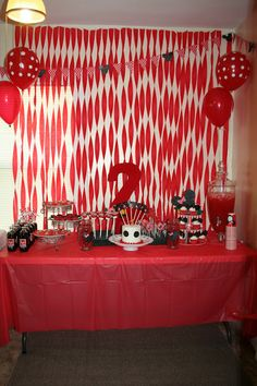 Cutie Pie Jones Blog: Minnie Mouse Birthday Party