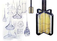 Luminaire Design for Hilton Hotel_Istanbul on Behance