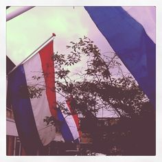 My favorite place: gewoon Nederland. Op bevrijdingsdag heb je dat door...
