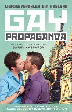 Gay Propaganda - vormgeving binnenwerk en vervaardigen epub.