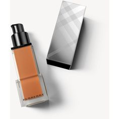 Burberry Fresh Glow Foundation SPF 15 PA+++ – Almond No.43 (86 AUD) ❤ liked on Polyvore featuring beauty products, makeup, face makeup, foundation, spf foundation, burberry foundation, burberry, hydrating foundation and moisturizing foundation