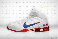 9e20f3f6be3e Nike Shox Vision - Tayshaun Prince PE - EU Kicks  Sneaker Magazine  Basketball Sneakers