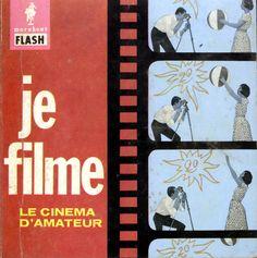 Pas de quoi s'en faire un cinéma. Film Camera, Magazines, Retro, Cover, Books, Art, Movie, Journals, Art Background