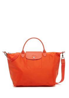 LONGCHAMP Le Pliage Neo Handbag | ideel See more about Longchamp, Handbags and Medium. Online Cheap Portable Longchamp LM Handbags MistyRose