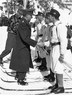Gebirgsjäger-German mountain trooper