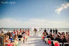 Woodland Fields Photography   Highlands House Inn   Destin Santa Rosa 30a Florida Wedding   beach ceremony