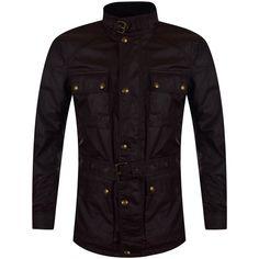BELSTAFF Belstaff Rosewood Roadmaster Wax Jacket - Jackets/Coats from Brother2Brother UK
