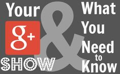 Your Google Plus Hangout Show – What You Need to Know Steps to starting your own show.