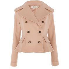 Temperley London Moya Wool Jacket