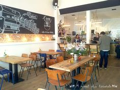 Amsterdam - nice places - Toon cafeteria www.aruralchiclifestyle.com