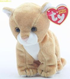 d6f390dae53 Beanie Babies-Original 19205  Ty Beanie Baby Linah The Lion Cub Wild Cat  Mwmt Internet Exclusive 2007 Vintage -  BUY IT NOW ONLY   19.4 on  eBay   beanie ...
