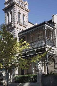 Urban Legend - Ex-convict entrepreneur and gin distiller Robert Cooper named Paddington after a London borough and build Juniper Hall in the early 1820s, Paddington's oldest home.    #paddington #sydneycommunity #history