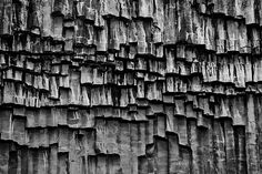 Orgues basaltiques - Columnar basalt, Svartifoss, Iceland | Flickr - Photo Sharing!