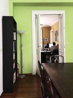 La sala riunioni vol. 2 (con le pareti verdi)