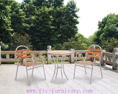aluminum patio chair www.facebook.com/pages/Foshan-Fantastic-Furniture-CoLtd               www.ftc-furniture.com