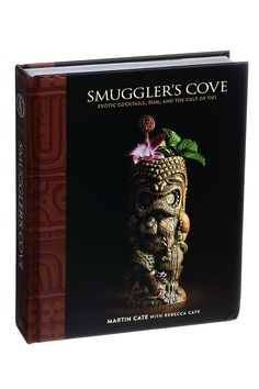 "Martin Cate and his wife, Rebecca Cate, recently set out to record tiki definitions in ""Smuggler's Cove: Exotic Cocktails, Rum, and the Cult of Tiki,"" published in June by Ten Speed Press. The book is as much a lifestyle manifesto as it is a guide to a particular bar and its drinks. (Photo: Sonny Figueroa/The New York Times)"