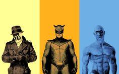 General 1680x1050 Watchmen movies Rorschach Dr. Manhattan superhero Nite Owl