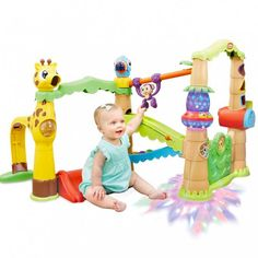 Buy Little Tikes Light 'n Go Activity Garden Treehouse Online at Toy Universe Australia  So cute! But way too much!