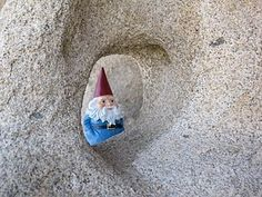 Traveling Gnome #gnome #travelocity #vacation