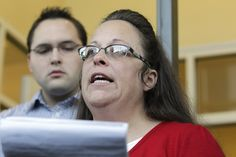 She's already spent five days in jail, and now a Kentucky clerk could be back in court soon for altering marriage license forms issued to same-sex couples.