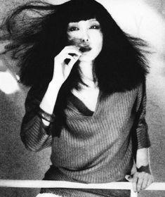 g-a-r-l-a-n-d-s — yamaguchi sayoko - high fashion april 1976 Manado, Cool Makeup Looks, Work In New York, Yamaguchi, Japanese Models, White Aesthetic, Vintage Vibes, Japan Fashion, Retro Fashion
