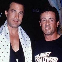 Steven Seagal to Fight Bad Guy Mel Gibson in The Expendables 3! -- The action movie icon is rumored to have joined Sylvester Stallone's star-studded sequel featuring Jackie Chan and Nicolas Cage. -- http://wtch.it/lHVRL