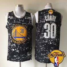Men s Golden State Warriors Stephen Curry Urban Luminous 2016 The NBA  Finals Patch Jersey ddc3bb79b
