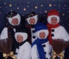 christmas family bad portraits