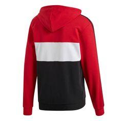 ADIDAS CORE 15 Rain Jacket Power Red Adult Small Bnwt £30