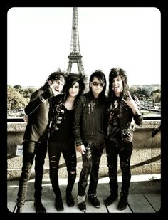 There's more to BVB than Andy. You can love Andy but also love Jinxx, CC, Jake, & Ashley. ❤