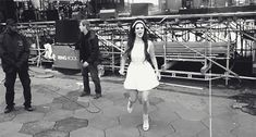 pvndemonium:  lolsupreme:  Favourite gif of Lana. The way she's so happy and runs to her fans makes my day.