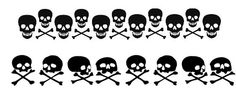 Skull crossbones armband tattoo design armband tattoo design, art ...