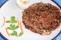 Ragi and Oats - Masala Roti