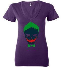 Joker Ladies Deep V-Neck