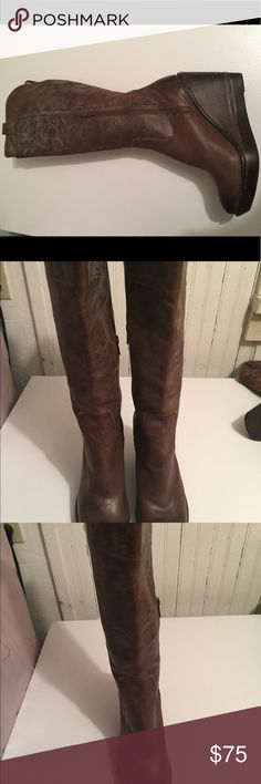 Frye boots In great condition Frye Shoes Heeled Boots