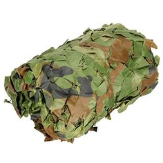 OUTERDO 6.6ft x 9ft Camouflage Net Desert Woodland Camo Netting Camping Military Hunting Shooting Net. Material: Polyester Oxford Fabric. Waterproof, rot and mould resistant. Lightweight,strong,edge binding and with mesh net reinforcement throughout the net. Treated to eliminate shine or glare. Ideal For Garden Screening, Events & Parties, Home Decoration, Kids Bedrooms, Military activities,decoration,hunting,paintball games,sunshade,Fishing, Shooting, Photography, Film Sets, Nightclubs…