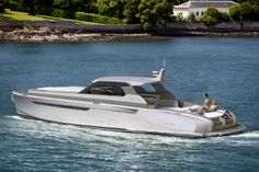 Our yachts: Built by - Bellagio | Mulder Shipyard