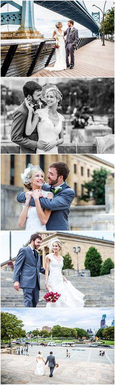 Race Street Pier Wedding Pictures