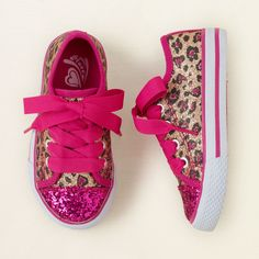 baby girl - shoes - leopard sneaker   Children's Clothing   Kids Clothes   The Children's Place