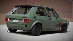 Brandon Kahl || 1983 VW Golf/GTi - James White